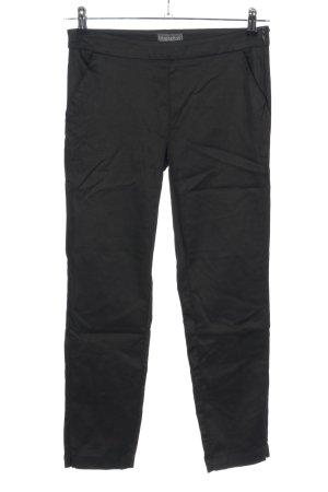 Bluemotion Stoffen broek zwart casual uitstraling