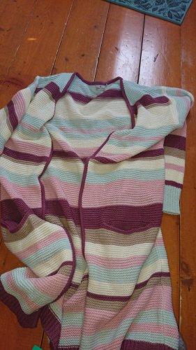 Bluemotion Giacca in maglia multicolore