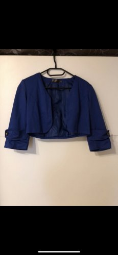 b.p.c. Bonprix Collection Blazer court bleu