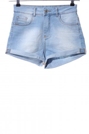 Jeansshorts blau Casual-Look