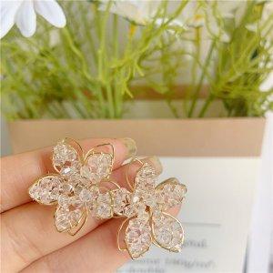 Blüten Ohrstecker Blumenschmuck Pflanzenohrringe Zierlich Kleine süße Ohrstecker