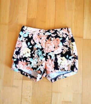 Blüten Sommer Shorts