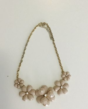 Bijou Brigitte Necklace nude-oatmeal mixture fibre