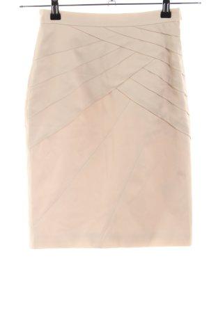Blugirl Blumarine Ołówkowa spódnica kremowy W stylu biznesowym