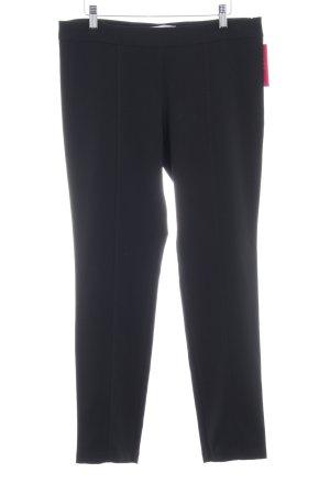 Blugirl Blumarine Spodnie z zakładkami czarny W stylu biznesowym