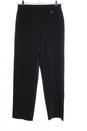 Blugirl Blumarine Stretchhose schwarz Business-Look