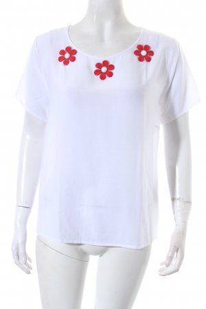 Blugirl Folies T-Shirt white-red