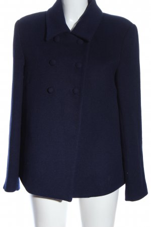 Blugirl Folies Between-Seasons-Coat blue business style