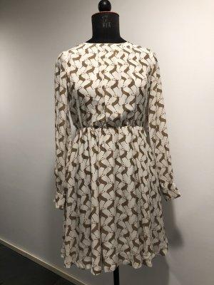 Blugirl Folies Midi-jurk veelkleurig Viscose