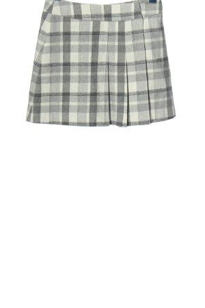 Blugirl Mini rok geruite print casual uitstraling