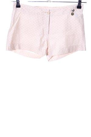 Blugirl Shorts creme Allover-Druck Casual-Look