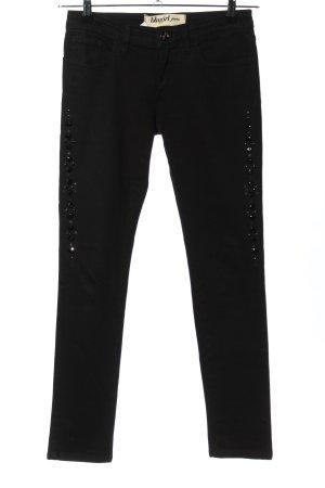 Blugirl Jeans slim fit nero stile casual