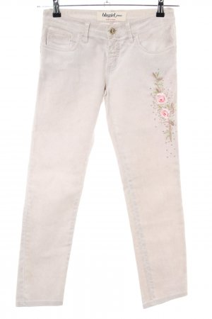 Blugirl Slim Jeans natural white casual look