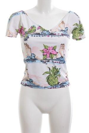 Blugirl T-shirt prints met een thema casual uitstraling