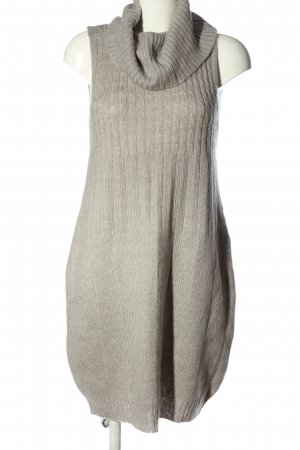 Bluhmod Long Cardigan cream cable stitch casual look