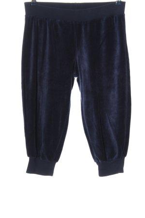 Blumarine 3/4-Hose blau Casual-Look