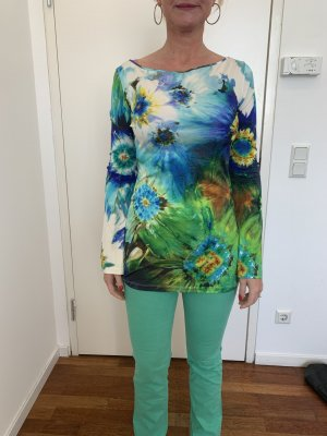 Blumarine Longsleeve multicolored