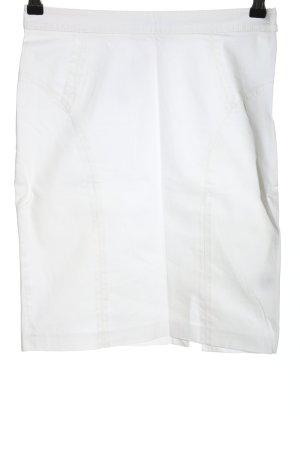 Blumarine Ołówkowa spódnica biały W stylu casual