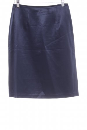 Blumarine Pencil Skirt dark blue business style