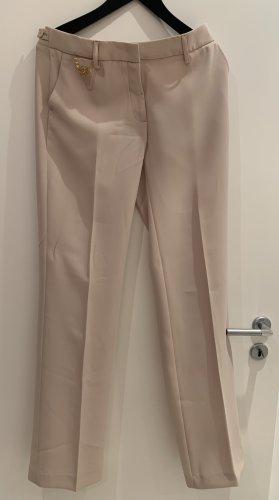 Blumarine Pantalone a pieghe beige chiaro Poliestere