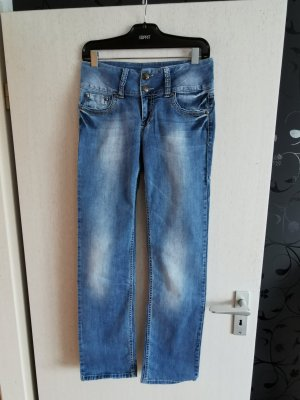 Blumarine Jeans vita bassa azzurro