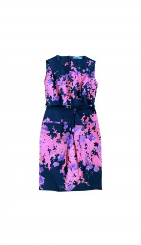 Blumarine Cocktail Dress multicolored