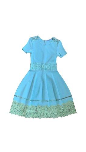 Blumarine Suknia wieczorowa jasnoniebieski
