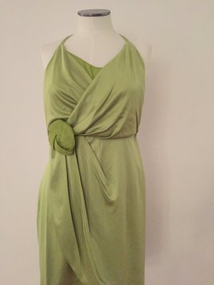 Blumarine Dress meadow green