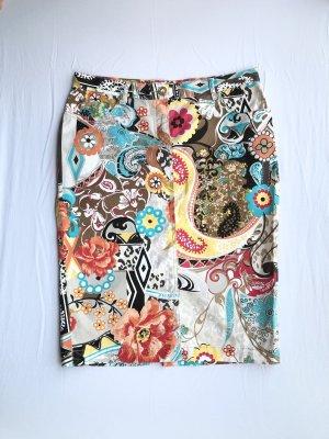 Blumarine Pencil Skirt multicolored