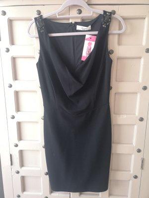 Blumarine Schwarzes Schlichtes Kleid Gr 36