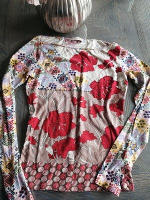 Blumarine Print Shirt multicolored