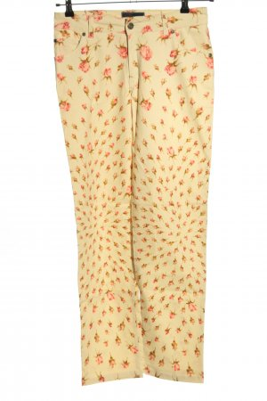 Blumarine Stretch Jeans allover print casual look