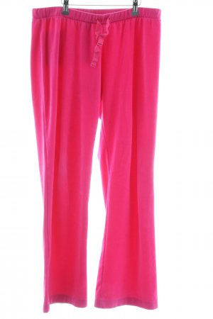 Blumarine Sweat Pants neon pink athletic style