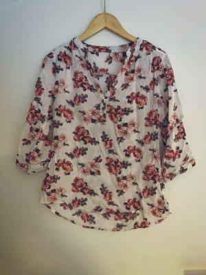 Blumen  Bluse Gr 36