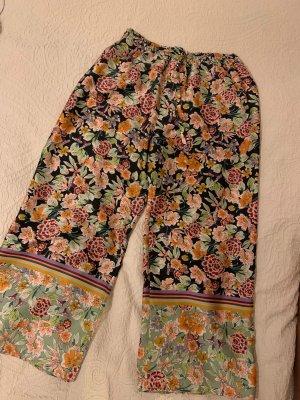 Zara Culottes multicolored