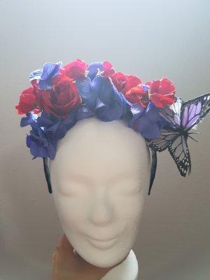 Bijoux pour la tête multicolore