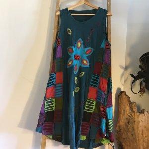 Blumen Hippie Kleid