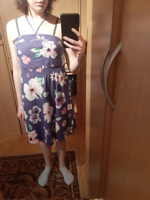 H&M Divided A Line Dress multicolored