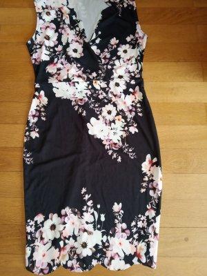 Shirt Dress black-pink