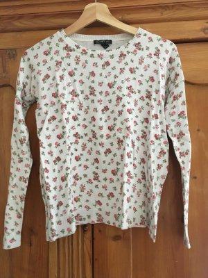 Blumen-Pullover