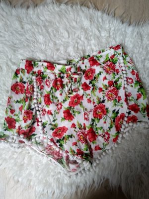 Shorts multicolore