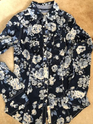 Blumenbluse Guess