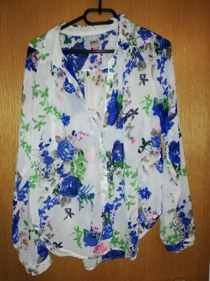Blumenbluse Only