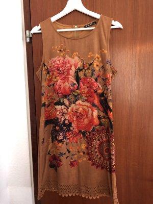 Blumendruck Kleid