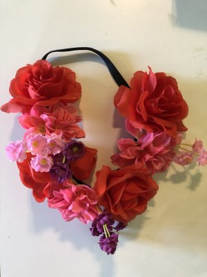 Blumenhaarband Festival Kopfschmuck
