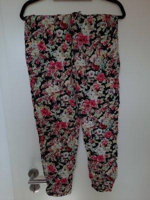 Tally Weijl Pantalon en lin rouge framboise