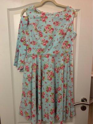 Sukienka z halką Wielokolorowy Bawełna