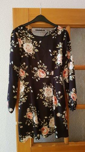 Bohoo Summer Dress black