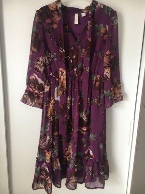 BODY FLIRT Midi Dress multicolored