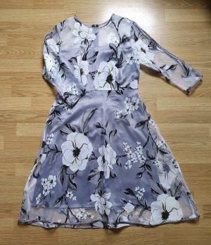 Clocolor Longsleeve Dress multicolored